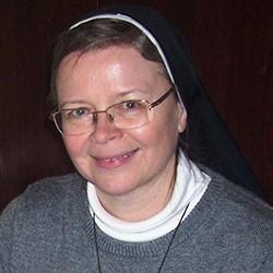 sr. Eva, CJ (PhDr. Eva Jaroušková)